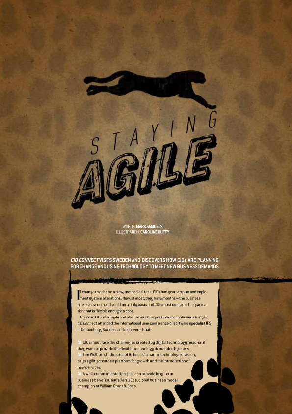 staying agile
