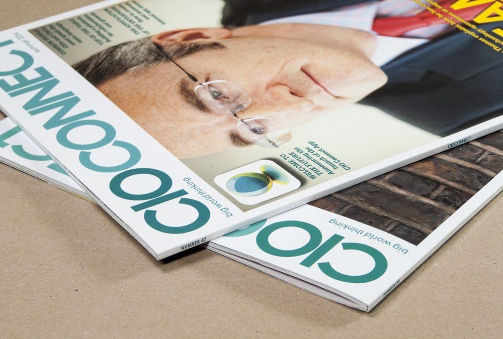 CIO Connect magazine